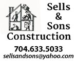 sells & sons construction salisbury nc
