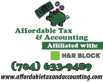 affordable tax & accounting salisbury nc