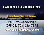 land or lake realty salisbury nc